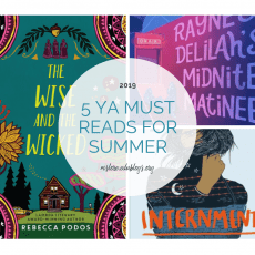 Summer Reading Suggestions: 5 Must Reads