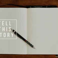 Writing Prompt Wednesday #2: Tell this Story