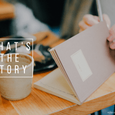 Writing Prompt Wednesday #3: What's the Story?